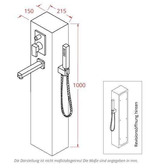 kzoao armaturens ule 1005 f r freistehende badewanne ebay. Black Bedroom Furniture Sets. Home Design Ideas