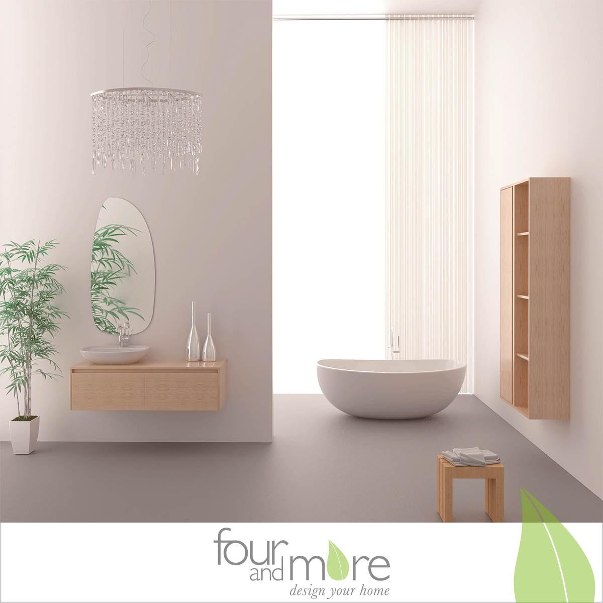 Moderne wohnzimmeruhr