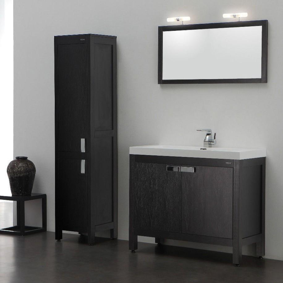 hochwertige badm bel aus vollholz mit mineralguss. Black Bedroom Furniture Sets. Home Design Ideas