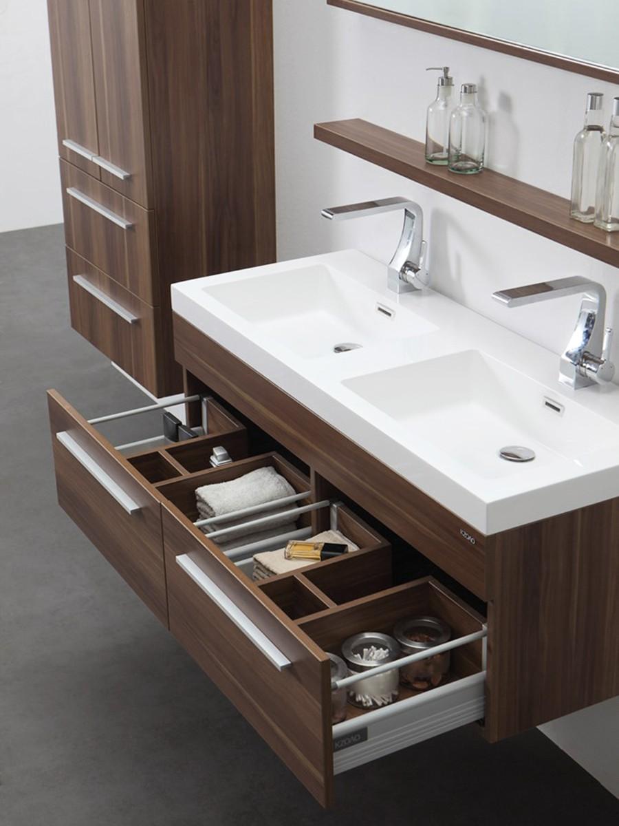 Doppelwaschbecken mit unterschrank ikea  Keramag Icon Waschbecken : Doppelwaschtisch keramag icon 120 image ...