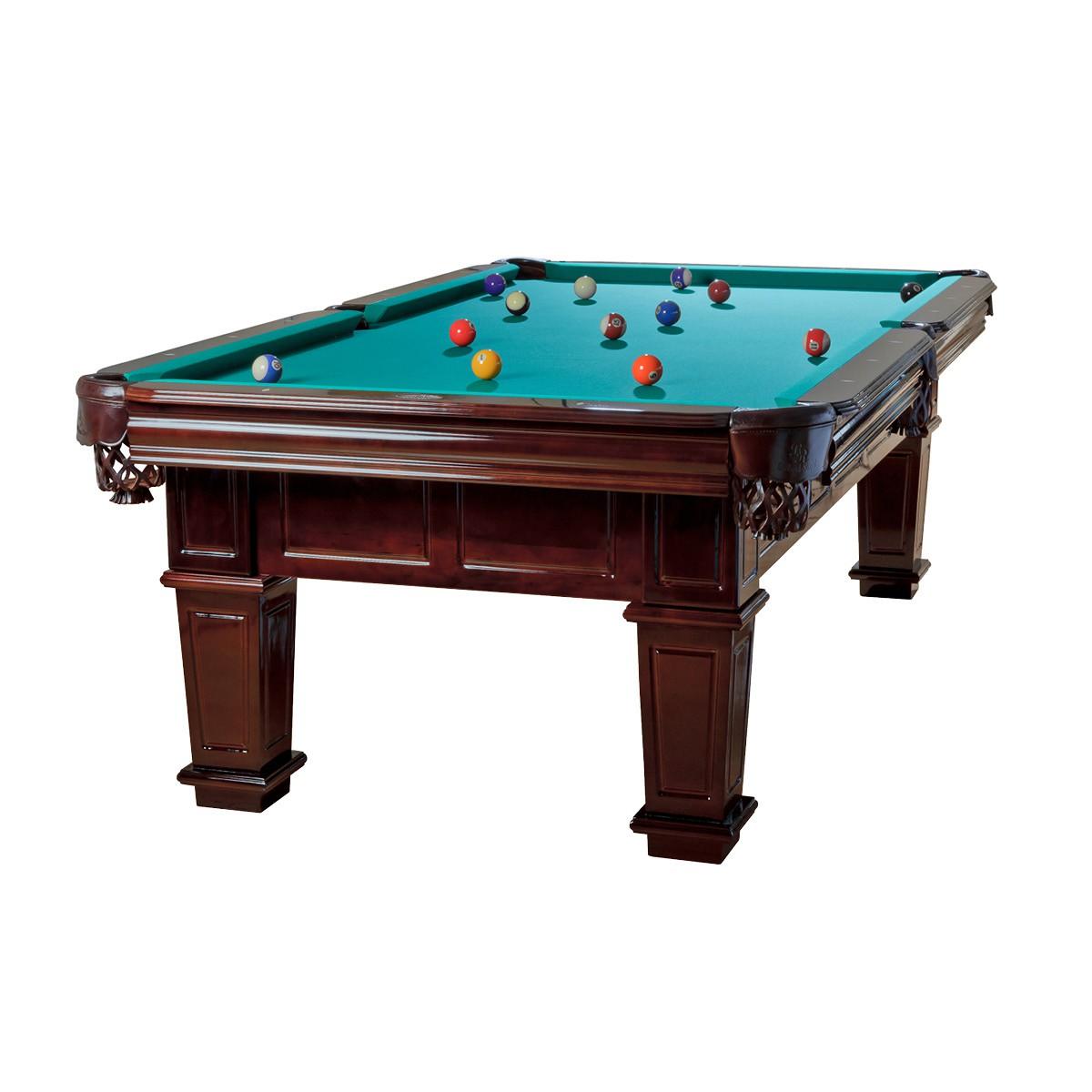 8 ft profi pool billardtisch billard billiard modell for 8 ft garden pool