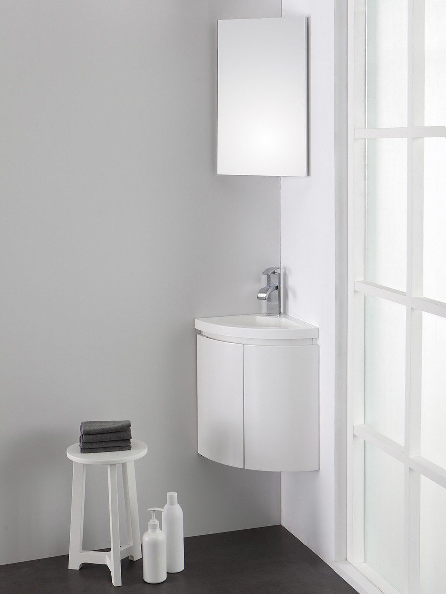 Badset ecke badewelt badezimmer m bel - Badezimmermobel berlin ...