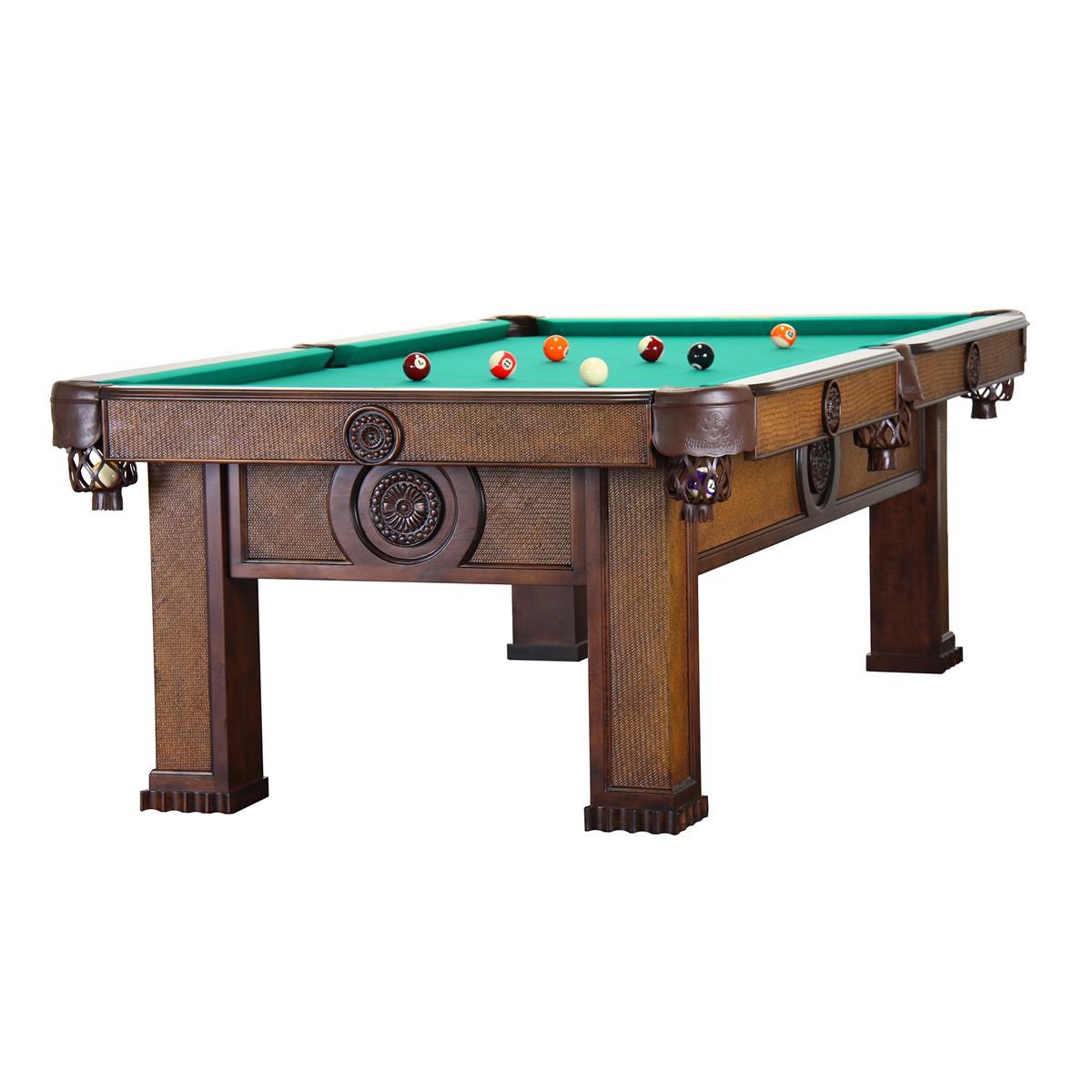 Unser Orientalischer Billardtisch mit Flair.