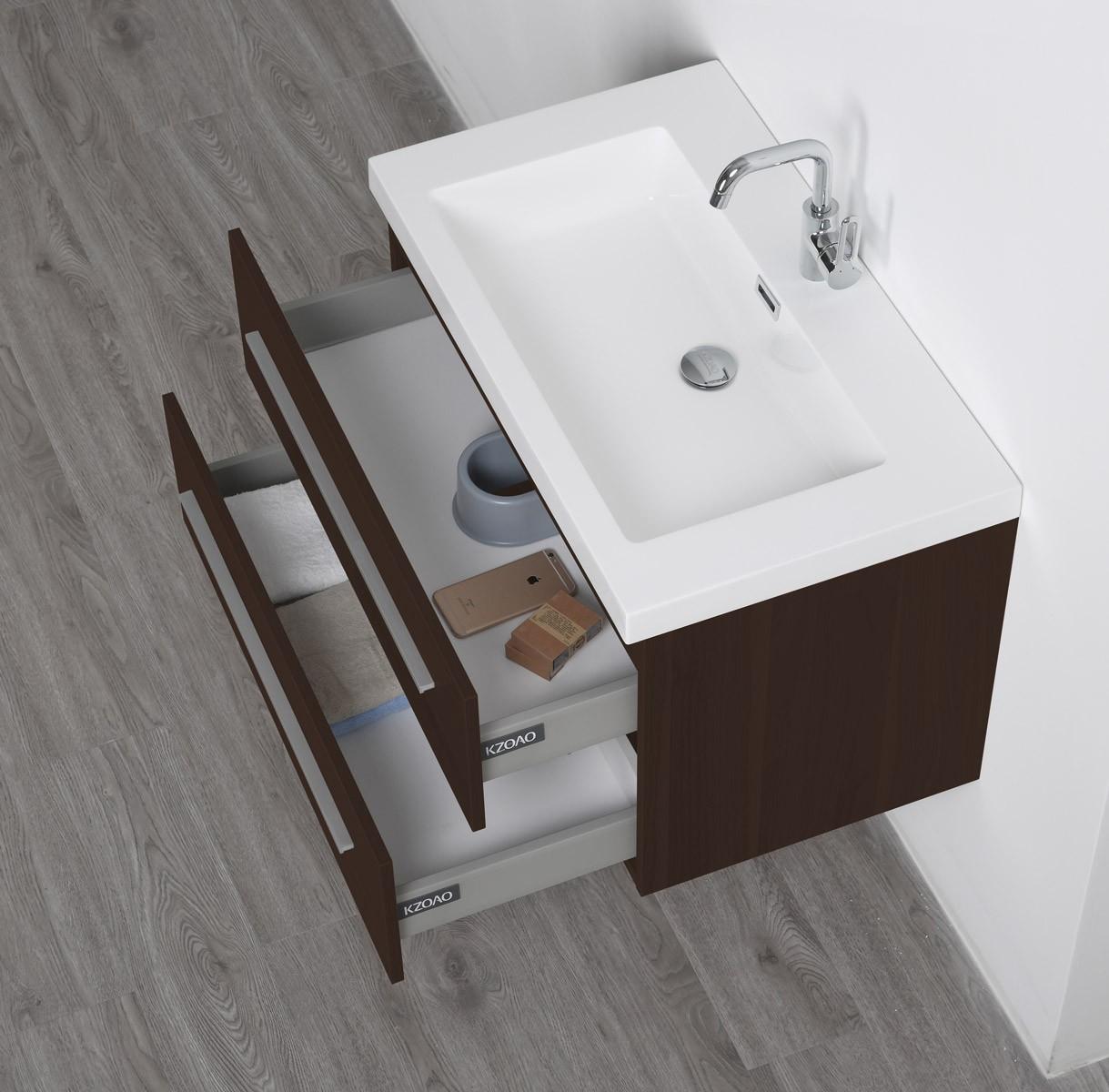 madrid waschtisch set 100 cm mokka badewelt badezimmer m bel. Black Bedroom Furniture Sets. Home Design Ideas