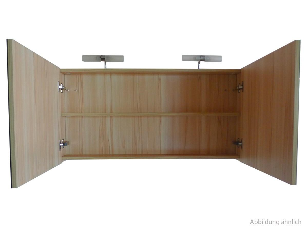 spiegelschrank 80 cm kernahorn badewelt badezimmer m bel. Black Bedroom Furniture Sets. Home Design Ideas