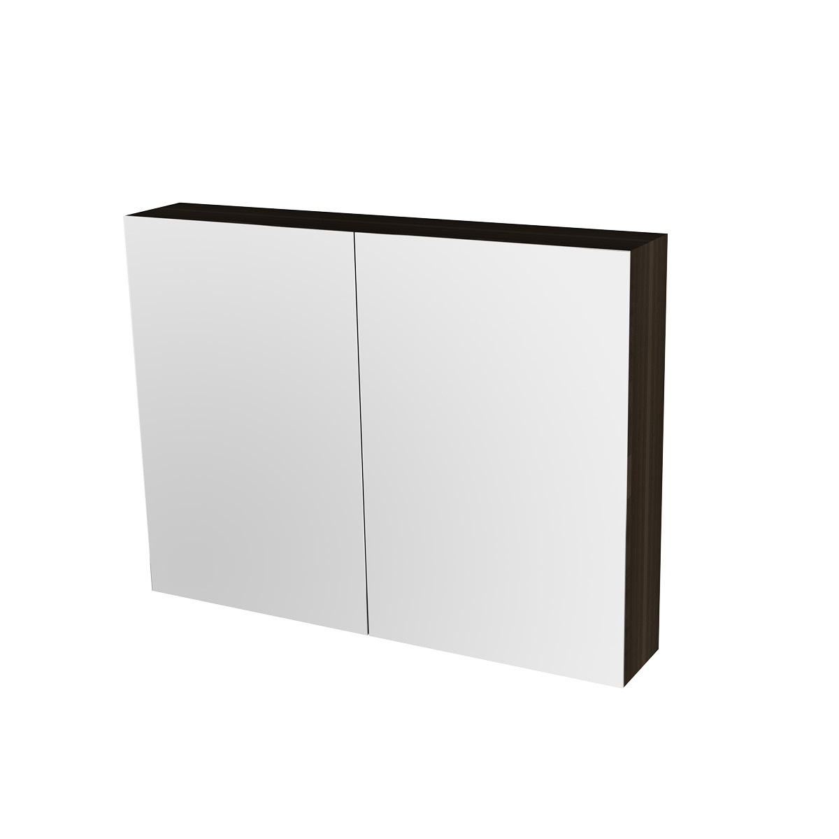 spiegelschrank 80 cm nussbaum badewelt badezimmer m bel. Black Bedroom Furniture Sets. Home Design Ideas