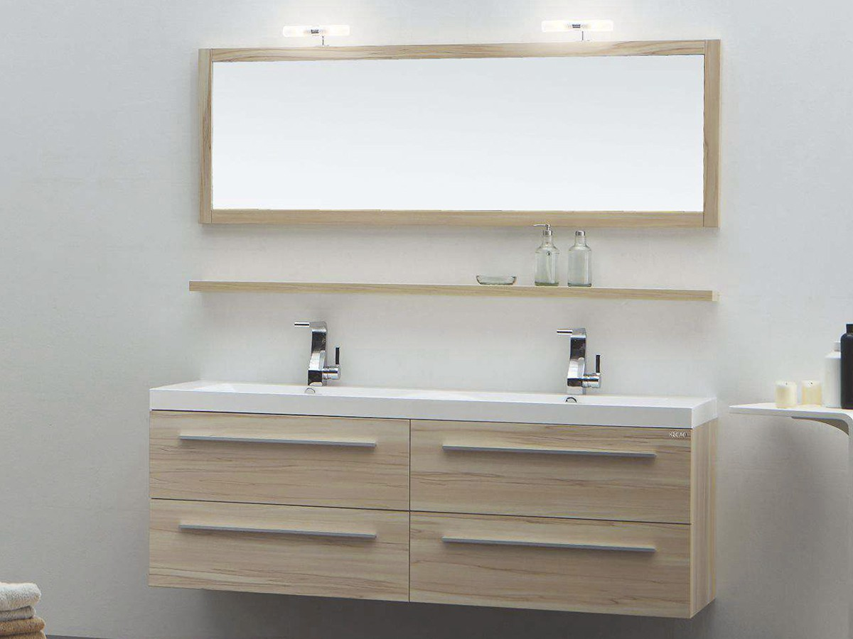 Rom Waschtisch Set 160 Cm Kernahorn U2013 Bild 3