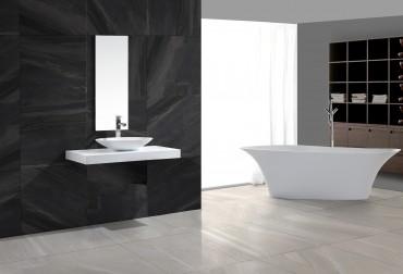 waschtischkonsole f r aufsatzwaschbecken waschtischplatte aus mineralguss 100cm ebay. Black Bedroom Furniture Sets. Home Design Ideas