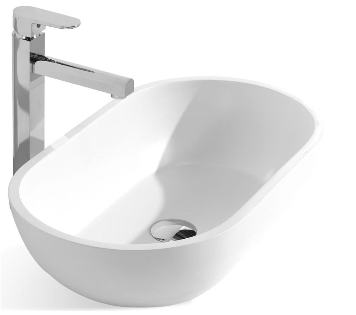 design aufsatzwaschbecken modell 1312 badewelt badezimmer. Black Bedroom Furniture Sets. Home Design Ideas