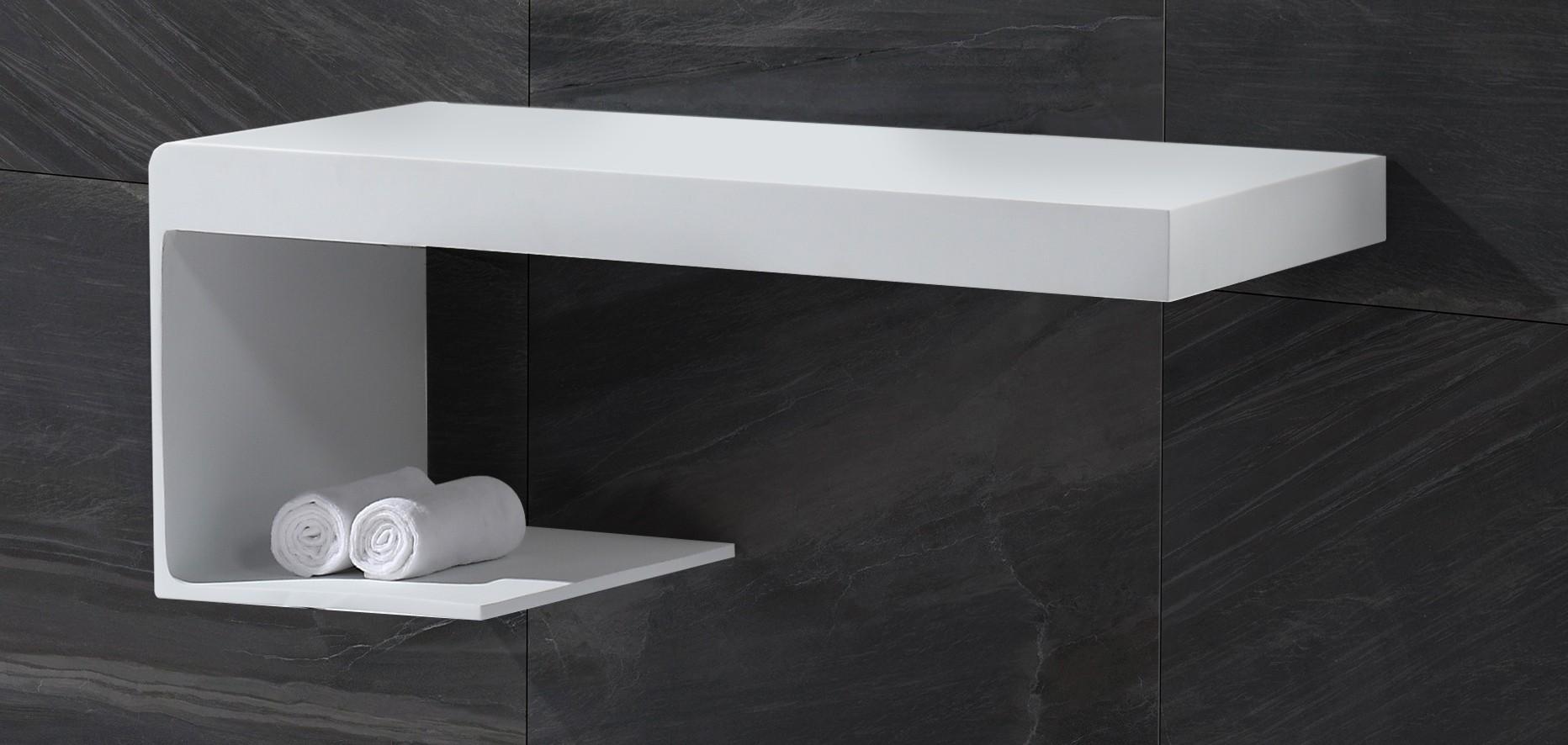 Design Waschtischplatte 1396 Badewelt Badezimmer Möbel Waschtisch ... | {Waschtischplatte 8}