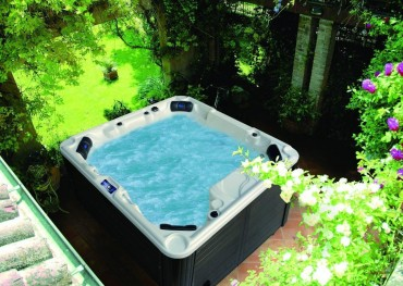 Aquaspring Whirlpool - 1804 – Bild 1