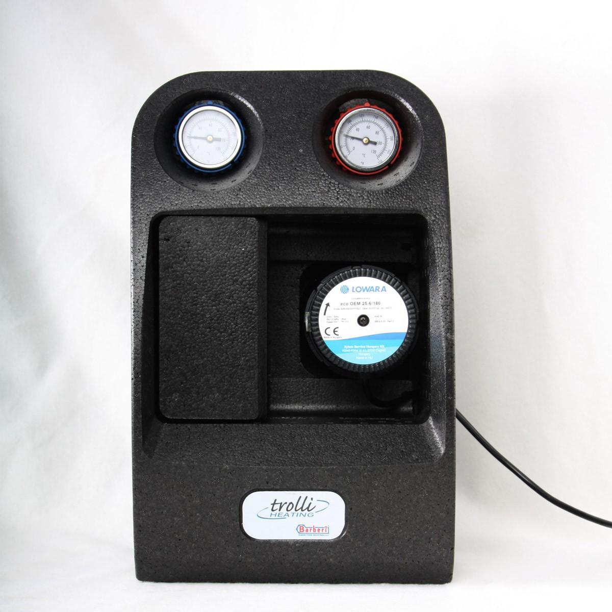 Heizungspumpengruppe Mit 3 Wege Thermomischer Und Pumpe